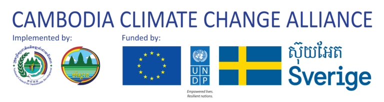 Cambodia climate change alliance